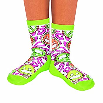 Creativity For Kids Doodle Socks – 3 Pairs Of Socks To Color – Teaches Beneficial Skills – On Size Fits Most – For Ages 7 & Up 5