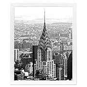 Americanflat 16x20 Poster Frame - White
