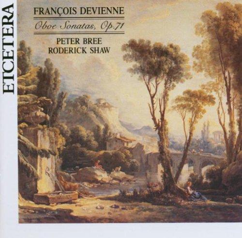 Devienne: Oboe Sonatas, op.71 (Devienne Oboe Sonatas)