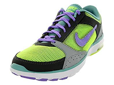 Nike Women's Air Max Fit Volt/Atmc Vlt/Bs Gry/Dffsd Jd Training Shoe 6 Women US