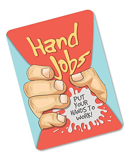 Hand Jobs Party Game - A Funny, Social Game