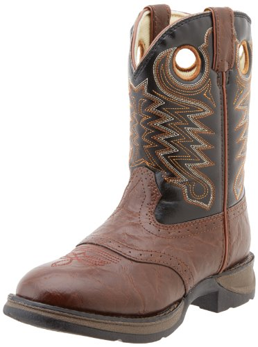 Durango BT300 Lil 8 Inch SD Pull-On Boot (Big Kid) - Ches...