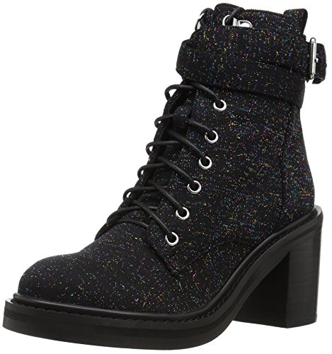Women's Fletcher Shellys Ankle London Negro Bootie O7OxpwP