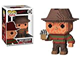 Double Feature and Pop Figure Bundle: A Nightmare on Elm Street/A Nightmare on Elm Street 2 DVD & Pop # 22 8-Bit Freddy Krueger Figure