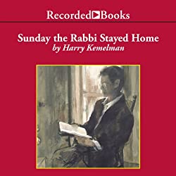 Sunday the Rabbi Stayed Home