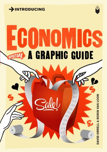 Introducing Economics: A Graphic Guide (Introducing...) cover
