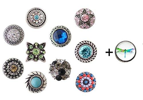 Interchangeable Earring Beads - 8