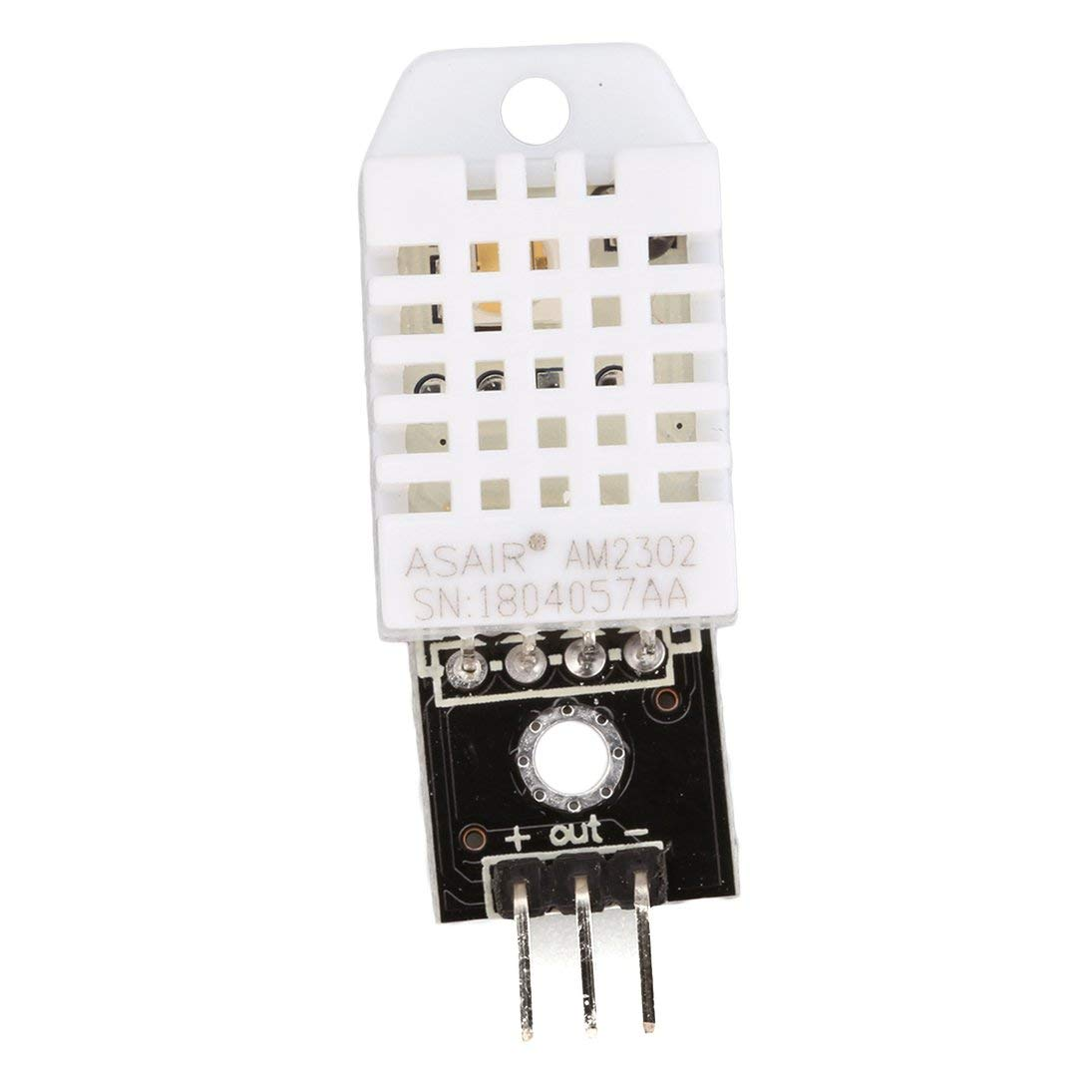 AM2302 Reemplace SHT11SHT15 Excelente Estabilidad a Largo Plazo Colorido Togames M/ódulo de Sensor de Temperatura y Humedad Digital DHT22