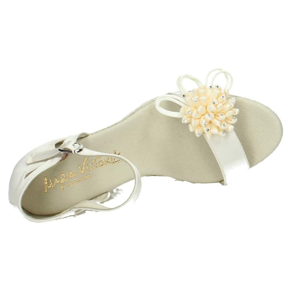 MARIA VICTORIA 14/96 CUÑAS DE Novia Mujer Alpargatas: Amazon.es: Zapatos y complementos