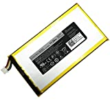 P708 New Laptop Battery For DELL Venue 7 3740 8 3840 0YMXOW Tablet (3.8V 17.29Wh)