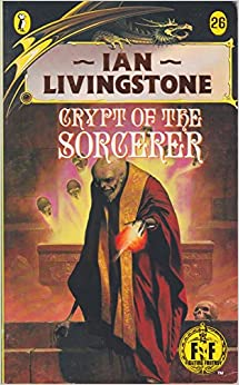 Crypt of the Sorcerer (Puffin Adventure Gamebooks)