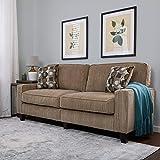 Serta RTA Palisades Collection 78' Sofa in Flagstone Beige