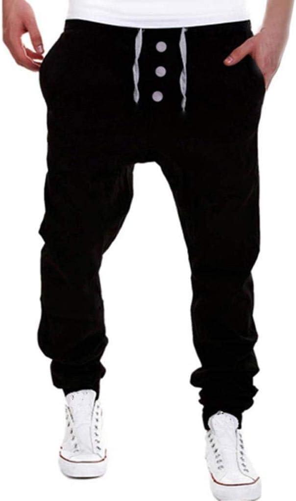 ADELINA Pantalones De Hombre Pantalones De Trotar Pantalones De ...
