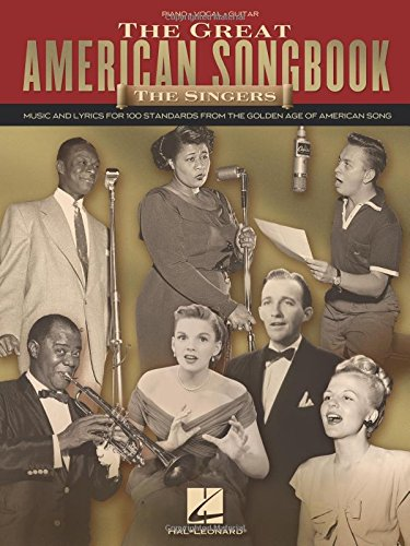 Great American Songbook: Singers American Pop Piano