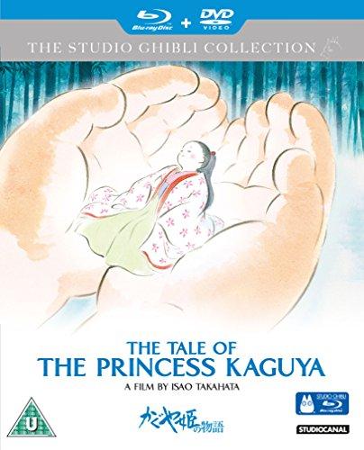 The Tale Of The Princess Kaguya Collector's Edition [Blu-ray] [2015]