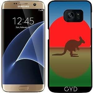 Funda para Samsung Galaxy S7 Edge - Canguro by hera56