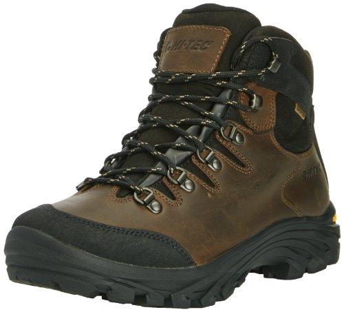 Hi-Tec Altitude Hike Waterproof - Botas de senderismo Hombre Marrón (Dark Chocolate)