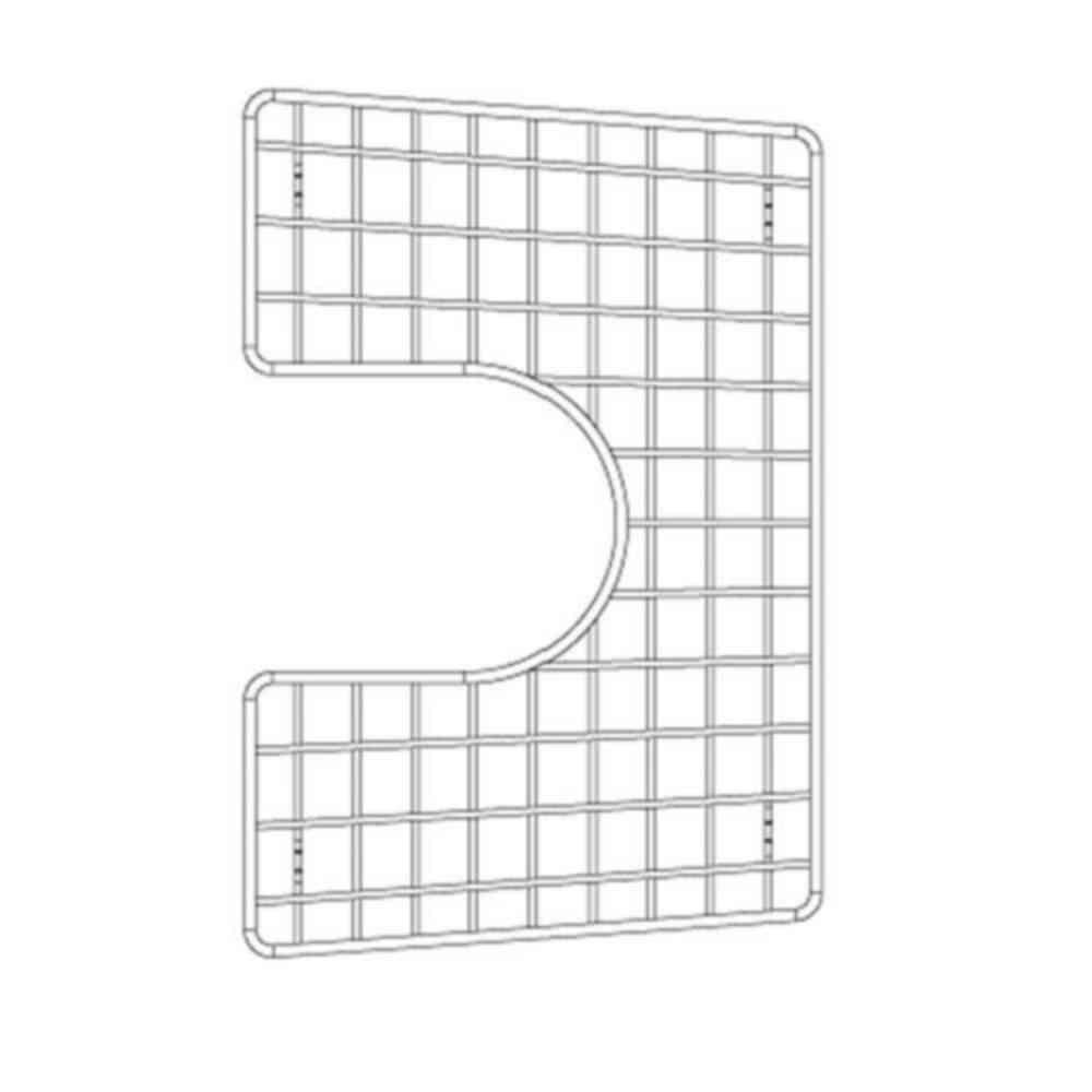 Blanco 226830 Stainless Steel Sink Grid (Performa 1-3/4 Medium Small) Accessory, Chrome by Blanco