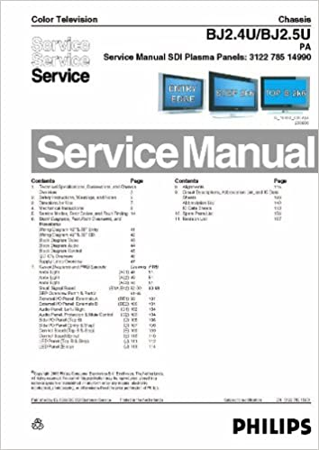 Philips 42pf9431d37 42pf9431d37 service manual with schematics philips 42pf9431d37 42pf9431d37 service manual with schematics philips amazon books fandeluxe Choice Image