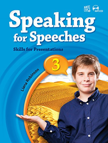 Speaking for Speeches 3: Skills for Presentations PDF