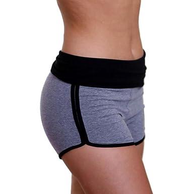 grande vente qualité et quantité assurées belle couleur Femmes Filles Mini Short de Sport, Femmes ete Sexy Casual ...