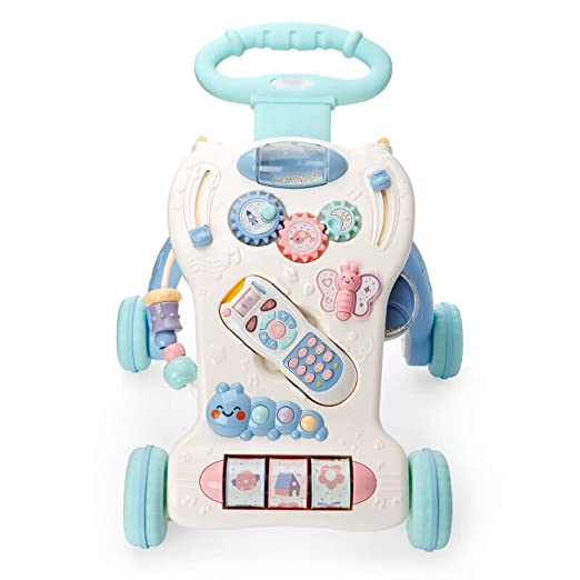 Byx Baby Walker Trolley de Juguetes educativos Multifuncional ...