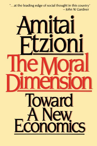 new community amitai etzioni essay Read law in a new key: essays on law and society by amitai etzioni with rakuten kobo for thoughtful readers--and not particularly lawyers or scholars--engaged in the issues of the day who.