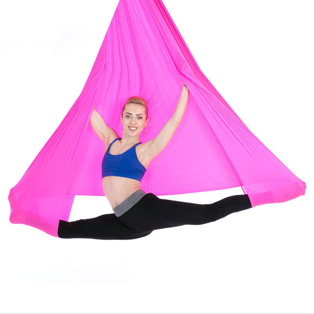 YUEBAOBEI Hamaca De Yoga/Trapecio/Honda para Ejercicios De ...