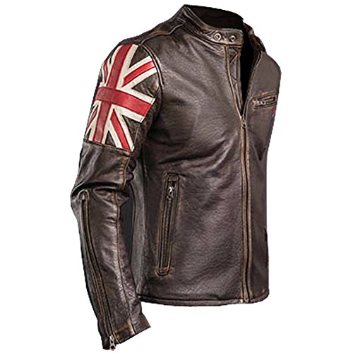 British Biker Jacket - 1