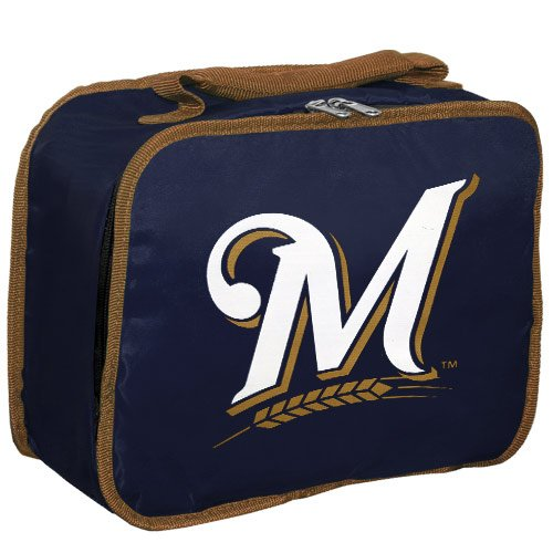 MLB Milwaukee Brewers Lunchbreak Lunchbox
