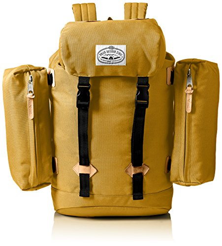 Price comparison product image Poler Men's Classic Rucksack Backpack,  Mustard,  One Size