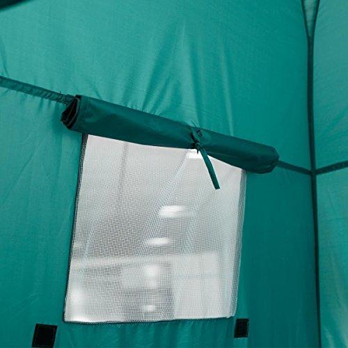 Generic O-8-O-0885-O m Green Tent Camping mping R Toilet Changing ing Ten Portable Pop UP Toilet Room Green shing B Fishing Bathing NV_1008000885-TYQFUS32 by Generic (Image #8)