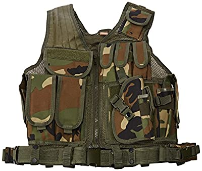 Red Rock Outdoor Gear Cross Draw Vest