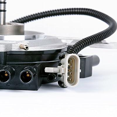 Premium Ignition Distributor with Cap & Rotor for Optispark LT1 Chevy Camaro Caprice Corvette replace#1104032 KA-GM8381: Automotive