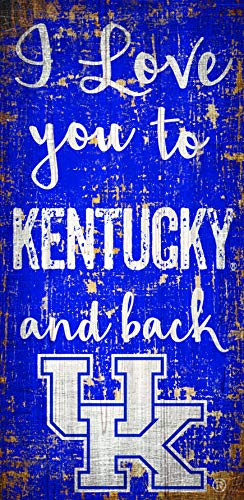 Fan Creations NCAA Kentucky Wildcats 6