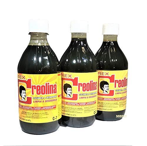 - Creolina Rex 16oz 3 Pack