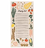 Rifle Paper Co. Corner Store Market List Magnetic Note Pad