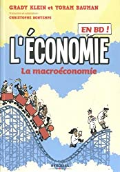 L'économie en BD, Tome 2 : La macroéconomie