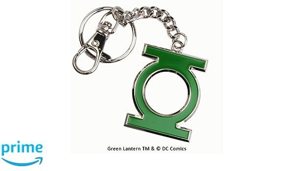 Llavero con el Logotipo de la Linterna Verde de Noble ...