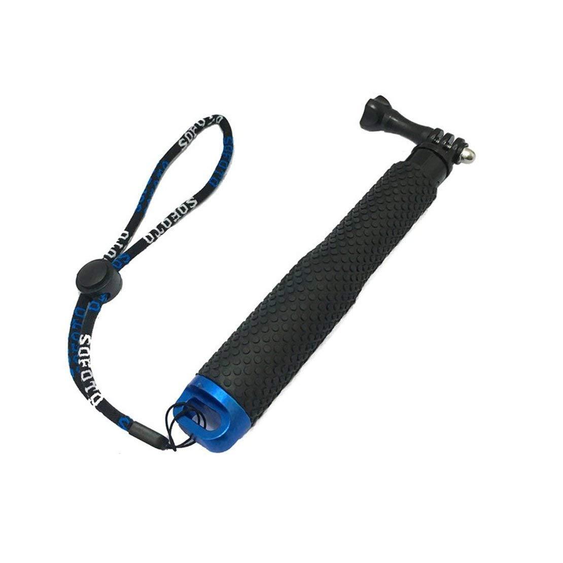 Sanzhileg Universal para Go Pro Action Camera 19cm Sumergible Flotante flotabilidad Buceo Palo de Mano de Mano con Correa de mu/ñeca Accesorio