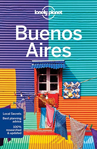 Lonely Planet Buenos Aires (Travel Guide) (Best Of Buenos Aires)