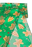 Knitting Factory Christmas Scarf - Snowman and