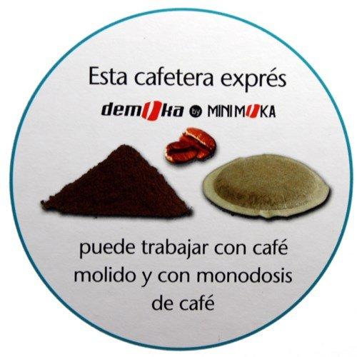 Moka M-3206 - Máquina de café: Amazon.es: Hogar