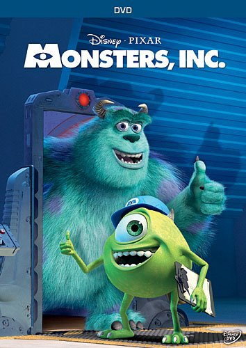 Monsters, Inc. by Walt Disney Video
