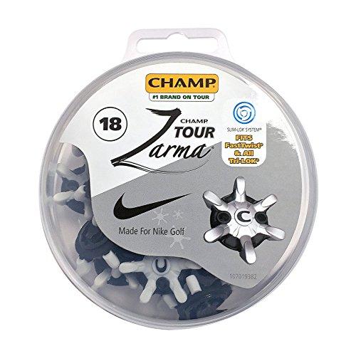 Champ Zarma Nike Tour SLIM-Lok Spikes (18 Pack) by ProActive Sports (Image #2)
