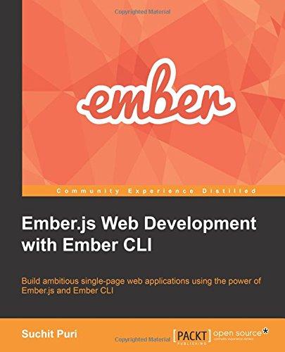 Ember.js Web Development