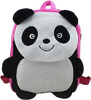 Les épaules de Cute Panda enfants Sac à dos Enfants peluche rose Blancho Bedding