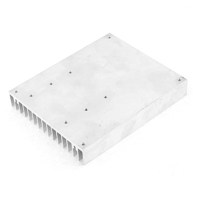 Amazon.com: Radiador de alumínio do dissipador de calor difusa Sink Cooling Fin 120x100x18mm: Home & Kitchen