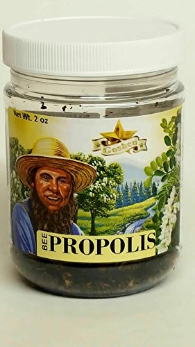 BEE PROPOLIS Whole Chunks Raw 2oz