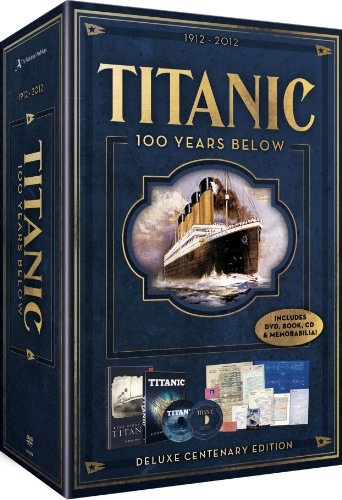 Price comparison product image Titanic: 100 Years Below